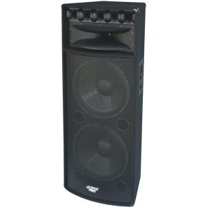 Pyle PylePro PADH215 1000 W RMS Speaker - 3-way - 8 Ohm - Floor Standing