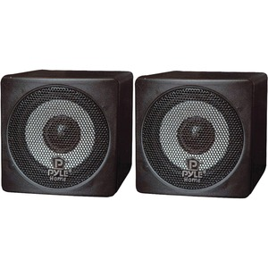 Pyle PCB3BKSpeaker - 2-way - 8 Ohm - Bookshelf