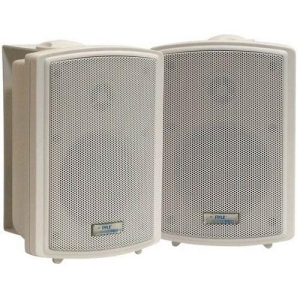 Pyle PylePro PDWR33 100 W RMS Speaker - 2-way - 8 Ohm - Wall Mountable