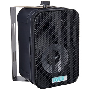 Pyle PylePro PDWR40B Speaker - 2-way - 4 Ohm - Wall Mountable