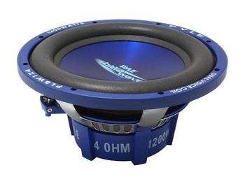Pyle Blue Wave PLBW124 Woofer - 1 Pack - 4 Ohm - 12""