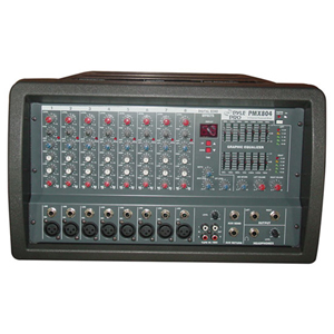 PylePro PMX804 8xChannel Professional Powered PA Mixer