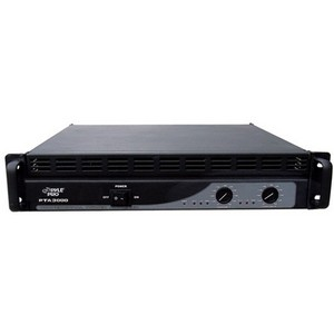 PylePro PTA3000 Professional Power Amplifier - 3000W