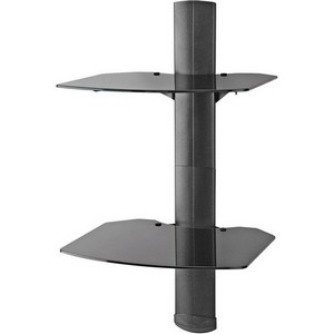 OmniMount Tria 2 A/V Shelf - Glass