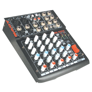 Nady MM-15USB Audio Mixer