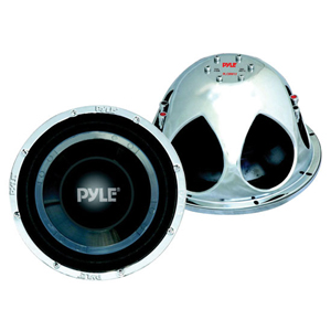 Pyle PLCHW12 Woofer - 1 Pack - 4 Ohm - 12.60""