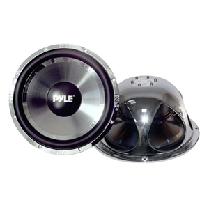 Pyle PLCHW15 Woofer - 1 Pack - 4 Ohm - 15.84""