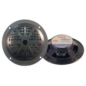 Pyle Hydra PLMR51B Speaker - 100 W RMS - 2-way - 1 Pack - 4 Ohm - Marine