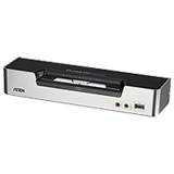 Aten CubiQ CS1642 KVM Switch - 2 x 1 - 2 x Type B USB, 4 x DVI-I Video