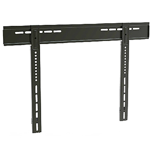 "SIIG Low Profile Ultra-Thin LED/LCD TV Mount - For Flat Panel Display - 32"" to 55"" Screen Support - 132 lb Load Capacity"