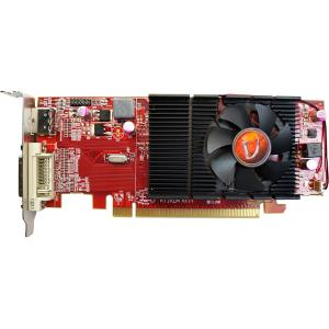 Visiontek Radeon HD 4350 Graphics Card - ATi Radeon HD 4350 - 512MB DDR2 SDRAM 64bit - PCI Express 2.0