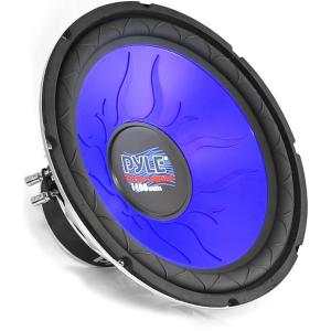 Pyle Blue Wave PL1590BL Woofer - 1 Pack - 4 Ohm - 15.20""