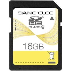 Dane-Elec 16GB Secure Digital (SD) Card