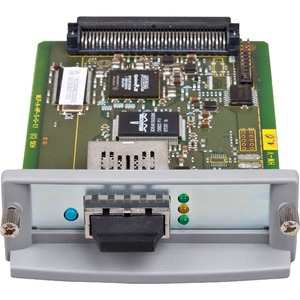 SEH PS1126 EIO Print Server - 1 x 1000Base-SX - 1Gbps