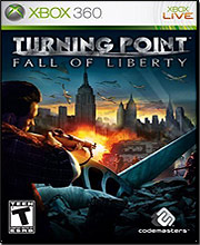 Turning Point: Fall of Liberty (Xbox 360)