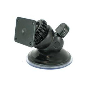 Bracketron Low-Pro Windshield Mount - Black