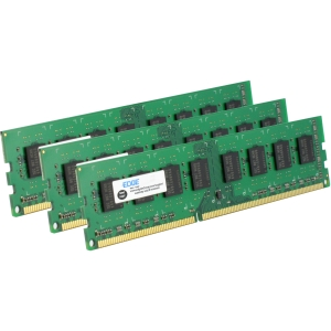 EDGE Tech 4GB DDR3 SDRAM Memory Module - 4GB (1 x 4GB) - 1333MHz DDR3-1333/PC3-10600 - ECC - DDR3 SDRAM - 240-pin DIMM