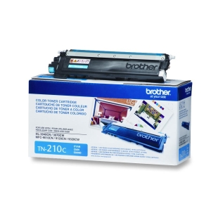 Brother Toner Cartridge - Cyan - Laser - 1400 Page - 1 Each