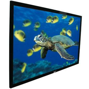 "Elite Screens Ez-Frame Series Fixed Frame Projection Screen - 59"" x 104"" - CineGrey - 120"" Diagonal"