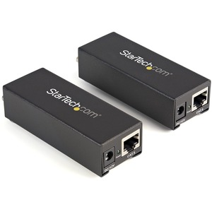 StarTech.com VGA to Cat 5 Monitor Extender Kit (250ft/80m) - VGA Cat5 Extender - 1 x 1 - WUXGA - 50m
