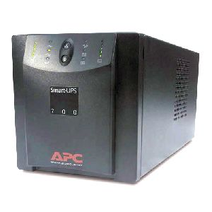 APC Smart-UPS 750VA Rack-mountable UPS - 750VA/480W