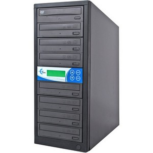 EZdupe 1:7 CD/DVD Duplicator - DVD-ROM, DVD-Writer - 16x DVD, 32x CD-R