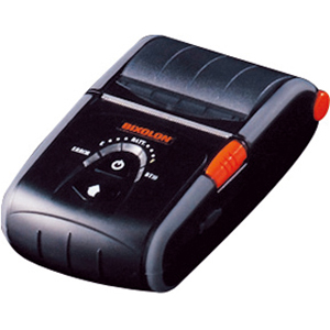 Bixolon SPP-R200 Network Thermal Label Printer - Monochrome - Direct Thermal - 80 mm/s Mono - 203 dpi - Serial, USB - Bluetooth