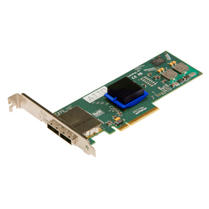 ATTO ExpressSAS H680 8-channel SAS Controller - 600MBps Per Port - 2 x 4-pin SFF-8088 mini SAS 300 - Serial Attached SCSI External