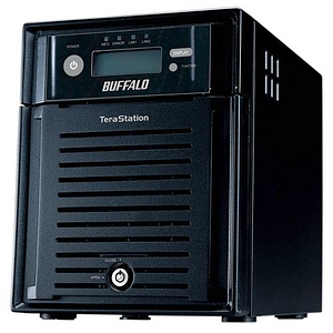 Buffalo TeraStation III Hard Drive Array - 4 x HDD Installed - 8 TB Installed HDD Capacity - RAID Supported - Gigabit Ethernet - Network (RJ-45) - USB 2.0