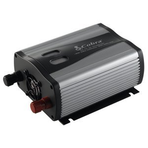 Cobra 400W DC-to-AC Power Inverter - 12V DC - 120V AC - , 5V DC - Continuous Power:400W