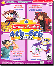 Adventure Workshop 4th-6th Grade 9th Edition