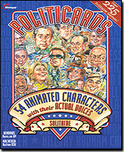 Special Offer Masque Politicards Solitaire for Windows and Mac Before Too Late
