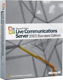 Microsoft Office Live Communications Server 2005 Enterprise (25 CALs) - A9R-00005