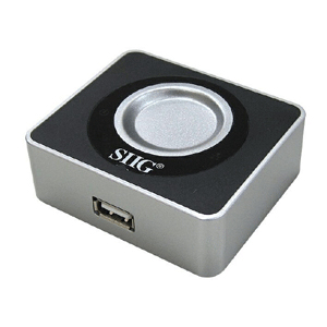 Siig USB over IP 1-Port Network Storage Adapter - 4 x Storage Device