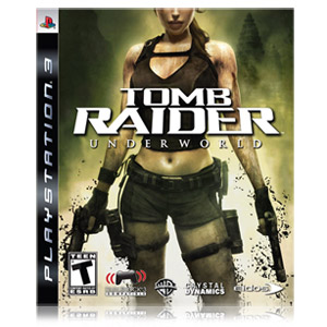 Tomb Raider: Underworld (Playstation 3)