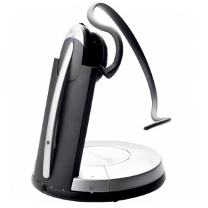 Jabra Jabra GN9350e Convertible Headset - Wireless Connectivity - Mono - Over-the-ear, Behind-the-neck, Over-the-head