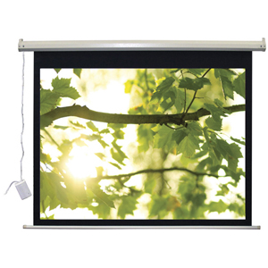 "VUTEC Lectro IR QM Series A Electric Projection Screen - 100"" Diagonal"
