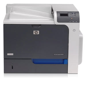 HP LaserJet CP4525N Laser Printer - Color - 1200 x 1200 dpi Print - Plain Paper Print - Desktop - 42 ppm Mono / 42 ppm Color Print - 600 sheets Input - Manual Duplex Print - Gigabit Ethernet - USB