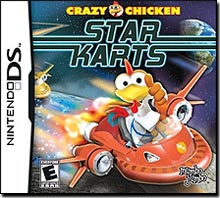 Crazy Chicken - Star Karts (Nintendo DS)
