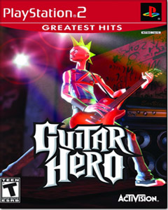 Guitar Hero I Software Greatest Hits (PlayStation2)