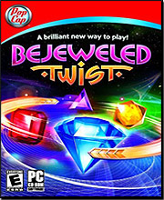 Bejeweled Twist with Peggle Nights (2 Game Pack)