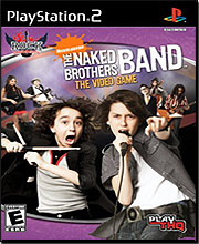 Rock University Presents: The Naked Brothers Band The Video Game (Playstation 2)