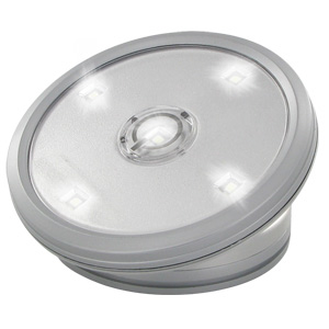 Rite Lite Wireless LED Light Disc - Multi-Directional LED Accent Light