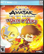 Avatar the Last Air Bender: Path of Zuko