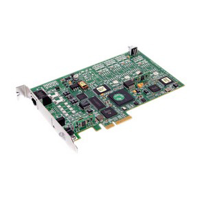 Dialogic Brooktrout TruFax Fax Boards - 2 x Analog, 2 x ISDN BRI - PCI Express