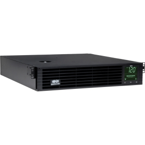 Tripp Lite SmartPro SMART2200RM2U 2200VA Rack-mountable UPS - 2200VA/1920W - 5 Minute Full Load - 4 x NEMA 5-15R, 4 x NEMA 5-15/20R