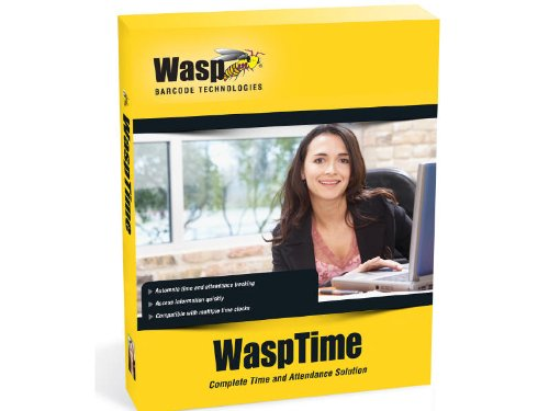 Wasp WaspTime Upgrade - 50 Additional Employee Licenses - Upgrade License - 50 User - Standard - PC