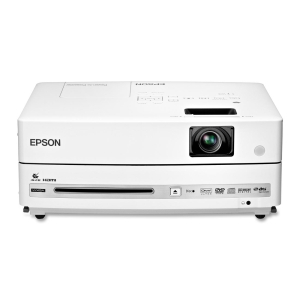 Epson PowerLite LCD Projector - 720p - 16:10 - F/1.58 - 1.72 - 1280 x 800 - WXGA - 3,000:1 - 2500 lm - HDMI - USB - VGA In - 2 Year Warranty