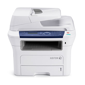 WorkCentre 3210N Monochrome Laser Multifunction Printer - Printer, Scanner, Copier, Fax