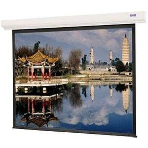"Da-Lite Designer Contour Electrol Projection Screen - 52"" x 92"" - Matte White - 106"" Diagonal"
